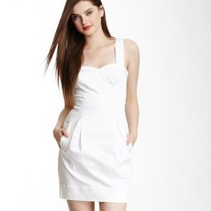 NWT French Connection Potter Strappy Dress, 8
